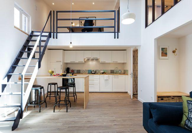 Appartement à Montpellier - Duplex évidence ste anne - Première conciergerie