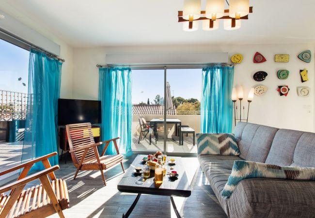 Appartement à Montpellier - Rooftop chaptal - Première conciergerie
