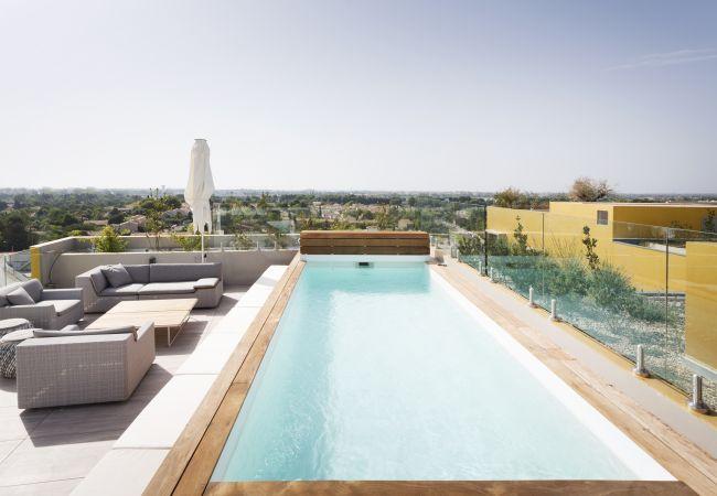 Appartement à Montpellier - Rooftop saint exupery - Première conciergerie