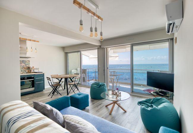 Appartement à Palavas-les-Flots - Face à la mer - Première conciergerie
